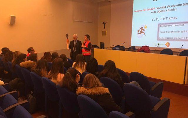 Ragazzi del Liceo Machiavelli - Paladini - Civitali