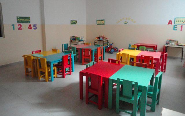 Progetto 155 – ASILO CLAUDIO MARCHINI em SÃO VICENTE III